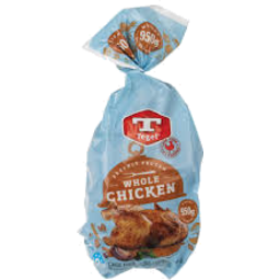 Photo of Tegel Chicken Whole 950g