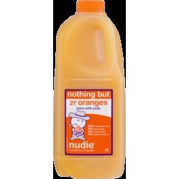 Photo of Nudie Nothing But 100% Orange 2