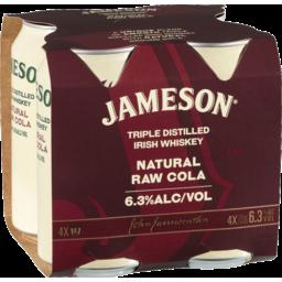 Photo of Jameson Raw Cola