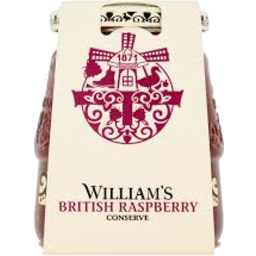 Photo of William's British Raspberry Consrerve