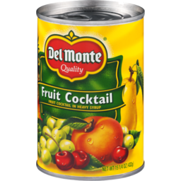 Photo of Del Monte Fruit Cocktail In Heavy Syrup