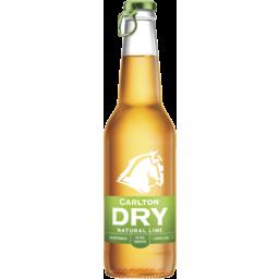 Photo of Carlton Dry Lime 330ml Bottle