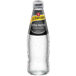 Photo of Schweppes Soda Water Bottles
