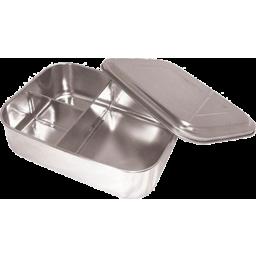 Photo of Green Essentials Sustain-A-Bento - Stainless Steel (Trio)