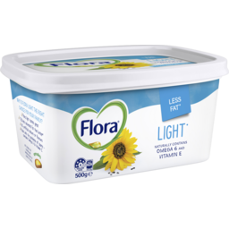 Photo of Flora Margarine Spread Light 500g