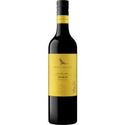Photo of Wolf Blass Yellow Label Shiraz 750ml