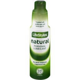 Photo of Lifestyles Personal Lubricant Natural