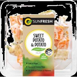 Photo of Sunfresh Sweet Potato & Potato 250g