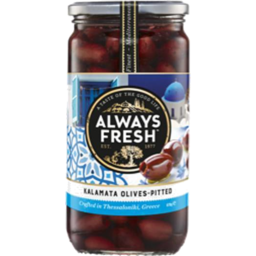 Photo of Always Fresh Olives Kalamata Mixed 220g