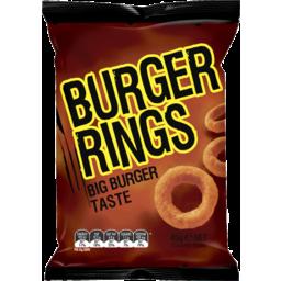 Photo of Burger Rings Big Burger Taste