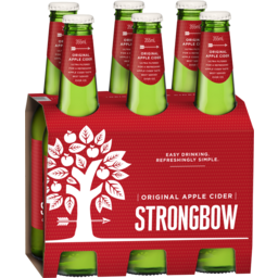 Photo of Strongbow Original Apple Cider Stubbies