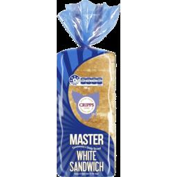 Photo of Cripps Master Loaf White Sandwich 700g
