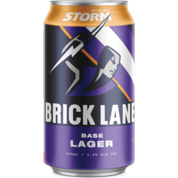 Photo of Brick Lane Base Storm Lager Can