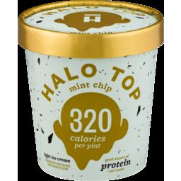 Photo of Halo Top Mint Chip Ice Cream 473ml