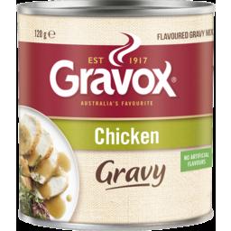 Photo of Gravox Flavoured Gravy Mix Chicken 120g