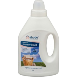 Photo of Abode - Laundry Liquid Sensitive Fragrant Free