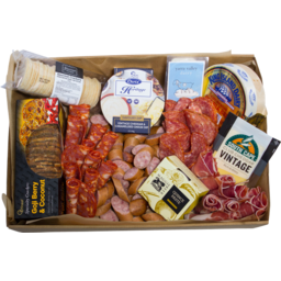 Photo of GO Gourmet Grazing Box