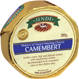 Photo of Jindi Camembert 200g