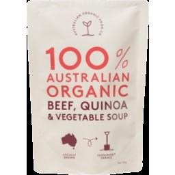 Photo of Aofc Beef Quinoa & Veg Soup 515g