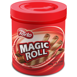 Photo of Torto Magic Choc Wafer Rolls 400g