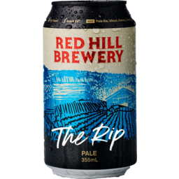 Photo of Red Hill Brewery The Rip Can