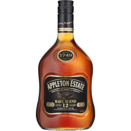 Photo of Appleton Estate Rare Blend Aged 12 Years Jamaica Rum