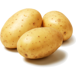 Photo of Potato Agria washed 2.5kg Bag