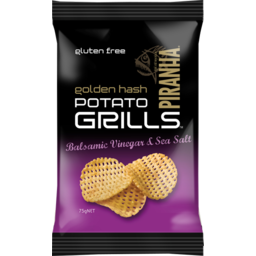 Photo of Potato Grills - Balsamic Vinegar & Sea Salt