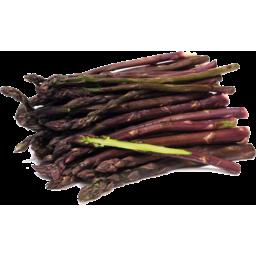 Photo of Asparagus Purple Bunch