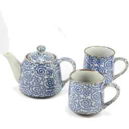 Photo of JSTYLE Spiral Mug Tea For Two Set