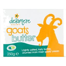 Photo of Delamere Goats Butter 125g