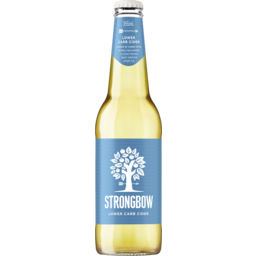 Photo of Strongbow Lower Carb Apple Cider  Bottle