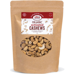 Photo of 2die4 Live Foods Nuts - Activated Cashews
