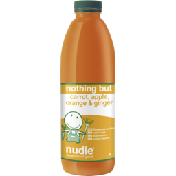 Photo of V-Nudie Nothing But Carrot, Apple, Orange & Ginger 1
