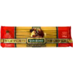 Photo of San Remo Spaghetti Tube-06 500g