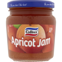 Photo of Cottees Apricot Jam 250g