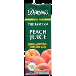 Photo of Dewlands Peach Juice 1l