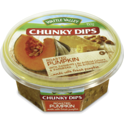 Photo of Wattle Valley Chunky Dips Roasted Pumpkin With Cashews & Parmesan 150gm