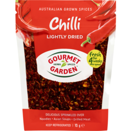 Photo of Gourmet Garden Lightly Dried Pouch Chilli 8g