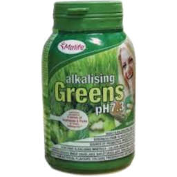Photo of Alkalising Greens Ph 7.3 300g