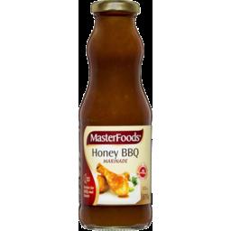 Photo of Masterfoods Honey BBQ Marinade 375g