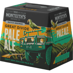 Photo of Monteiths Batch Great Divide Pale Ale