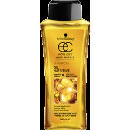 Photo of Schwarzkopf Extra Care Oil Nutritive Shampoo 400ml