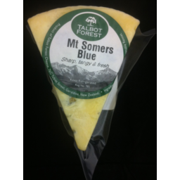 Photo of Talbot Forest Cheese Mt Somers Blue 140g
