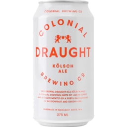 Photo of Colonial Draught Can 6 Pack