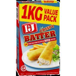 Photo of I&J Fish Lite/Crispy B/Bat 1kg