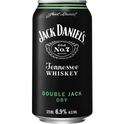 Photo of Jack Daniel's Double Jack & Dry Can