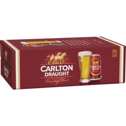 Photo of Carlton Draught Can
