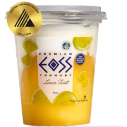 Photo of Eoss Yoghurt Lemon Twist 200gm