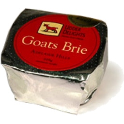 Photo of Adelaide Hills Goats Brie 105g